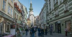 Warum Bratislava eine Reise wert ist