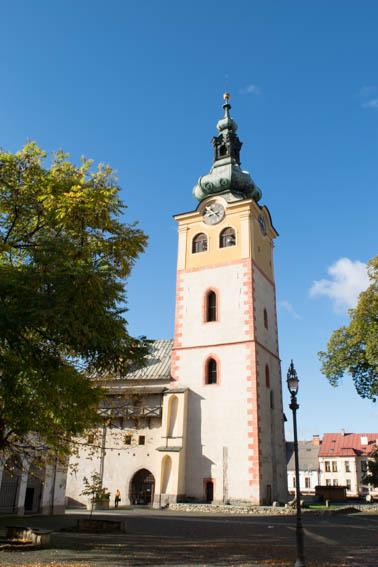 Banská Bystrica Deutsche Kirche
