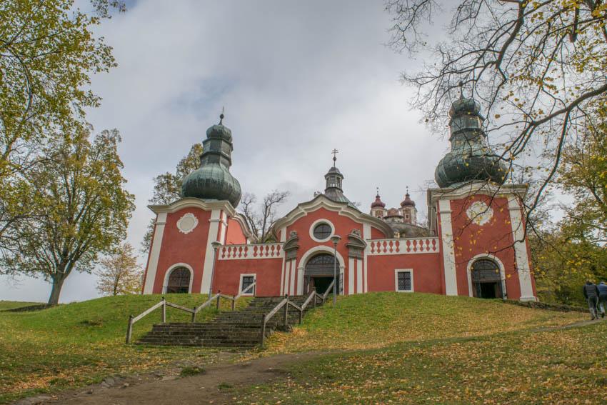 Banská Stiavnica Kalvarienweg