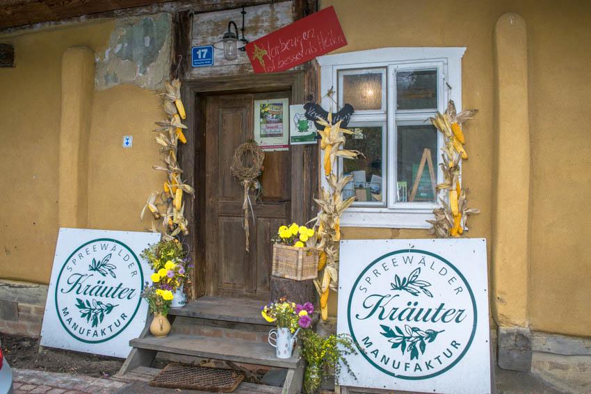 Kochen im Spreewald