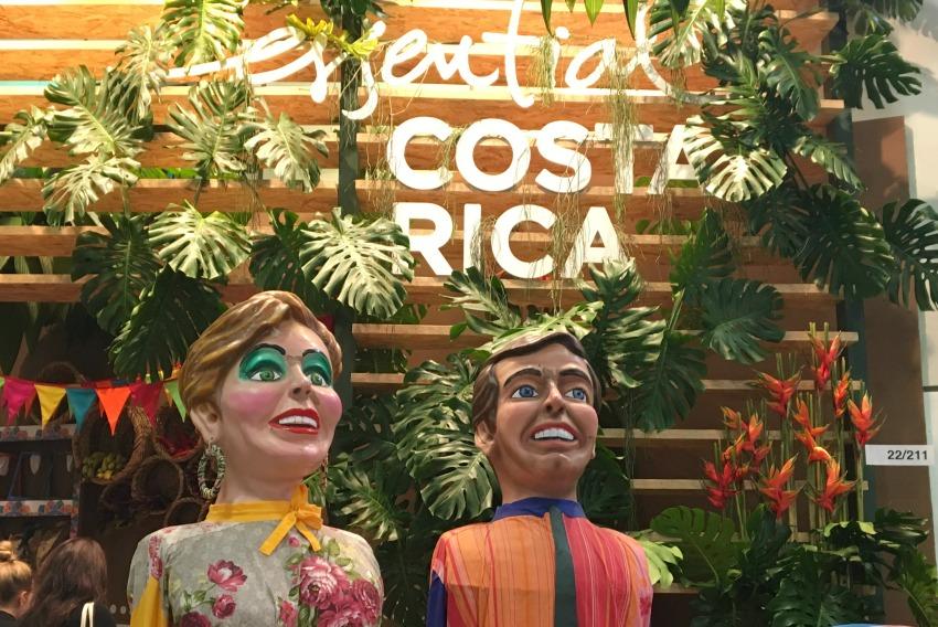 Die wichtigsten Messen und Konferenzen 2018 für Reiseblogger ITB Costa Rica