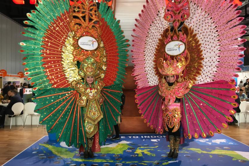 Die wichtigsten Messen und Konferenzen 2018 für Reiseblogger WTM Indonesien