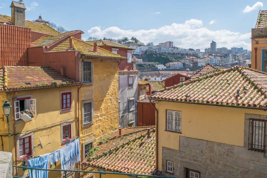 Porto Alstadtviertel Ribeira