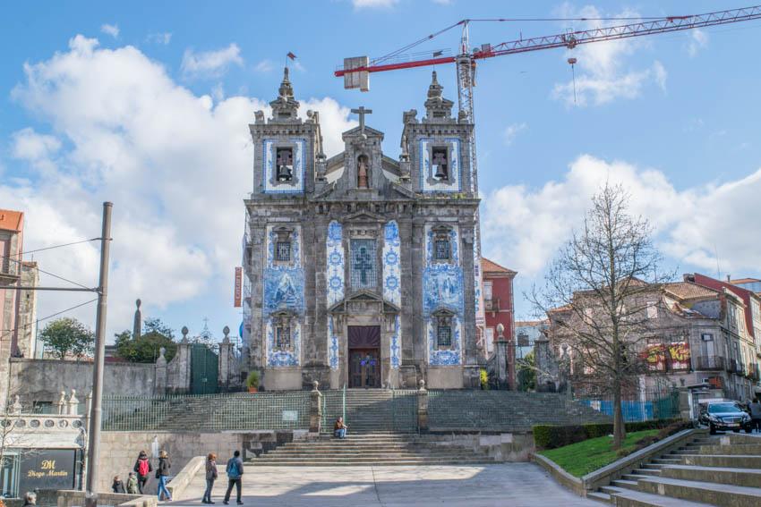 Porto Igreja Paroquial de Santo Ildefonso