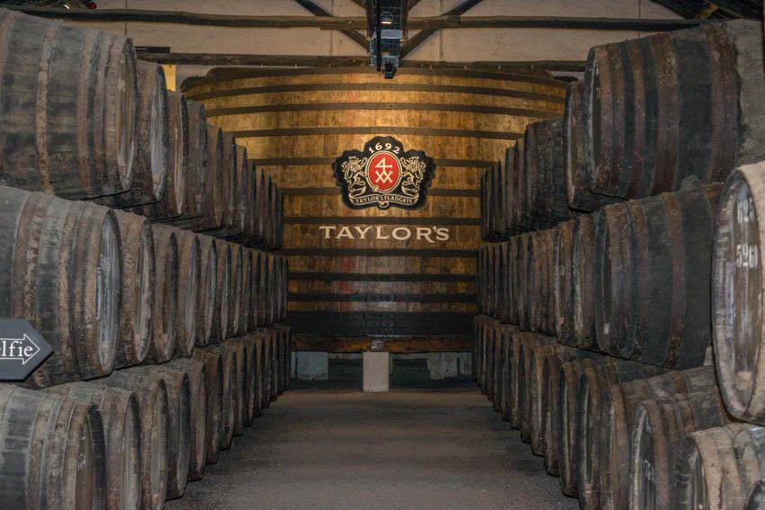 Porto Portweinkellerei Taylors