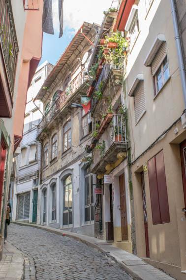 Porto Straßen