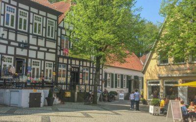 Ausflug nach Tecklenburg
