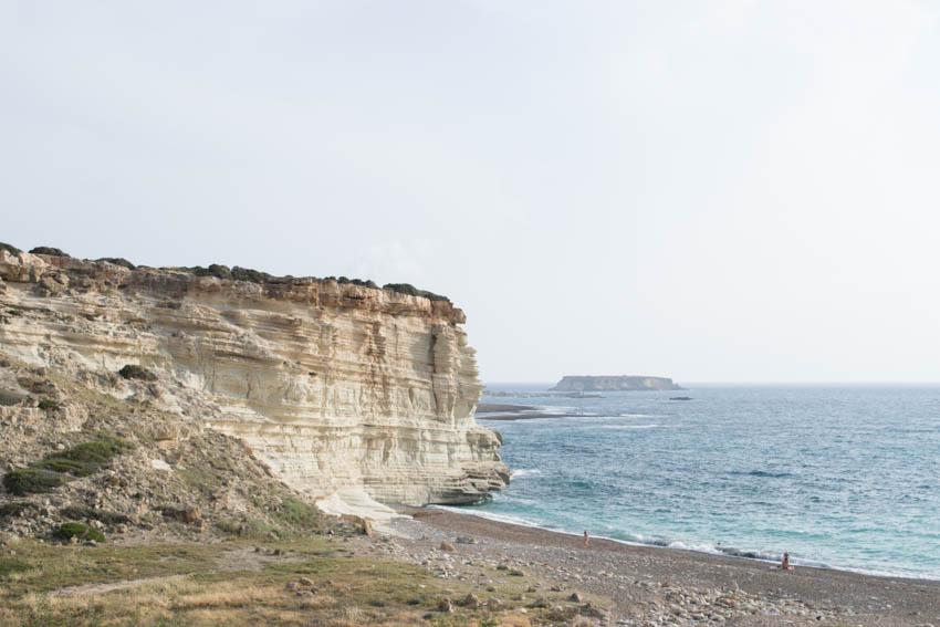 Bucht nähe Lara Beach