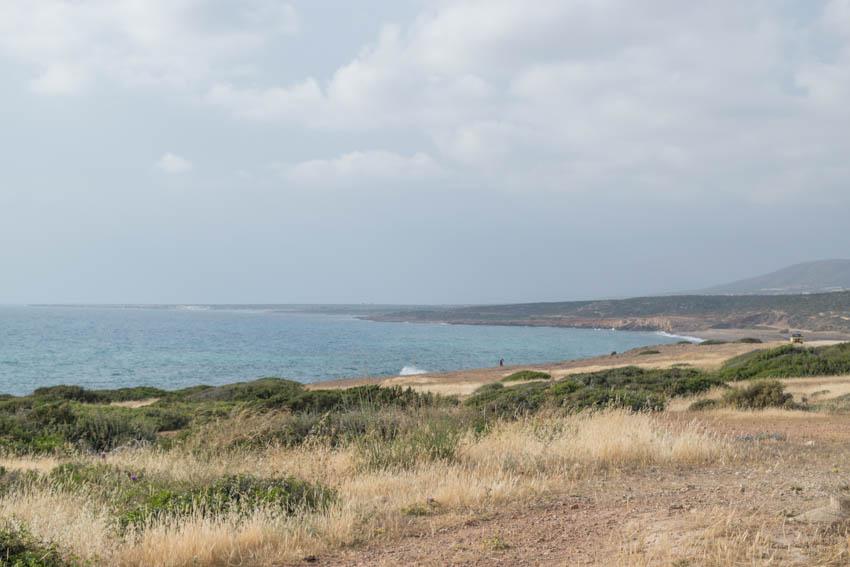 Lara Beach weit