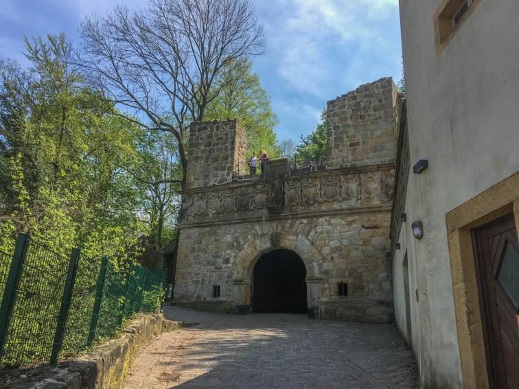 Tecklenburg Burg