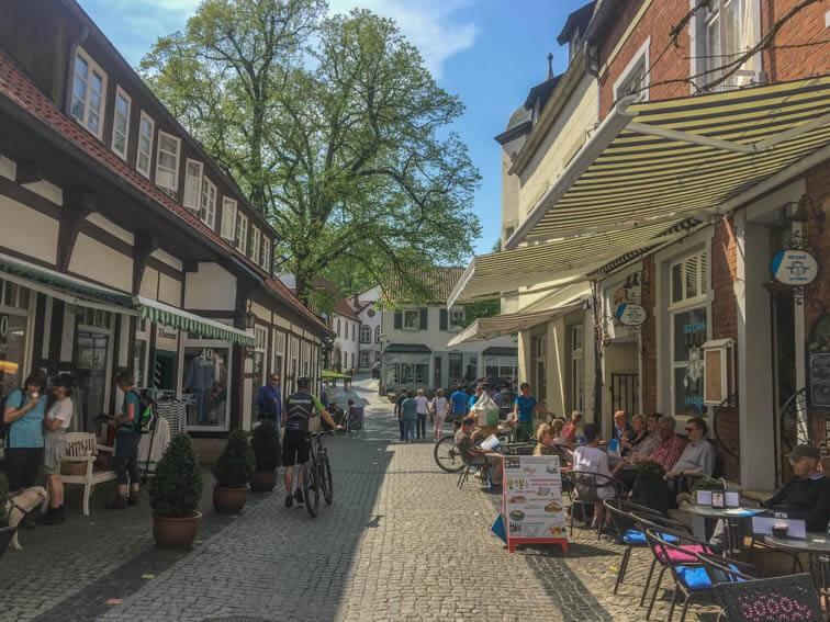 Tecklenburg Fußgängerzone