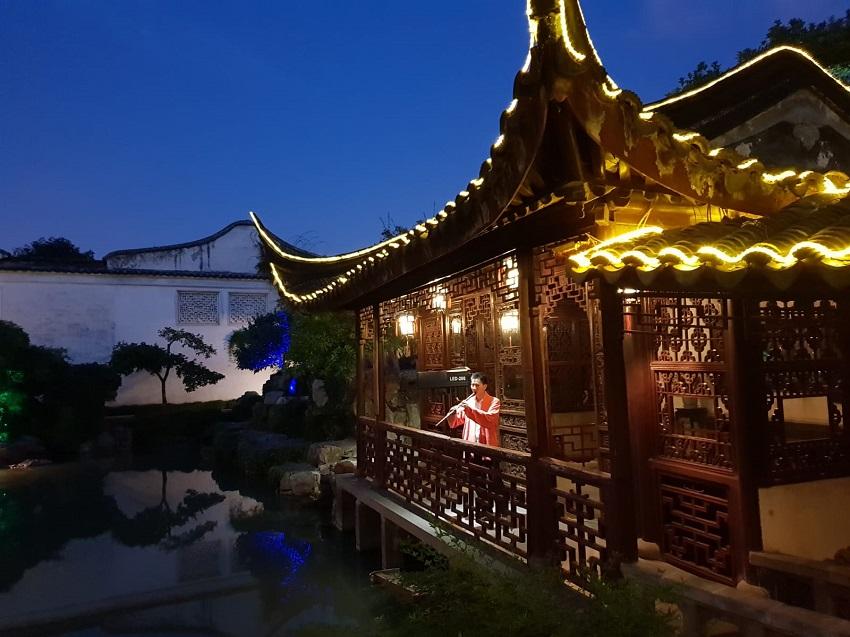 Suzhou Aufführung