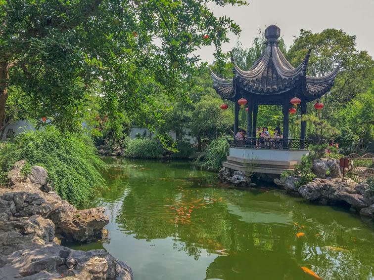 Suzhou Privatgarten Familie Yan