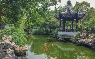 Suzhou Venedig von China