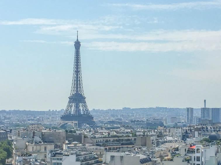 Mit dem Thalys nach Paris