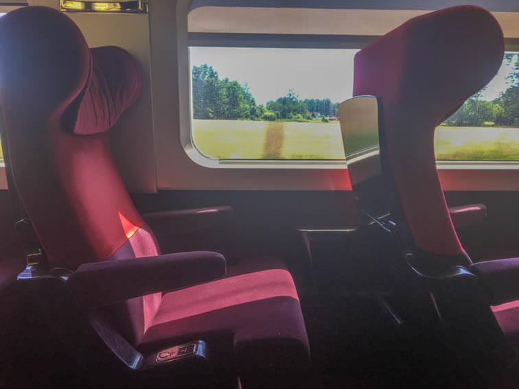 Thalys Sitze