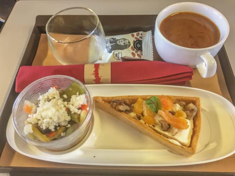 Thalys Snack herzhaft