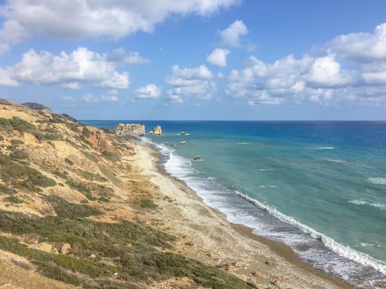 Zypern Tipps Felsen Aphrodite