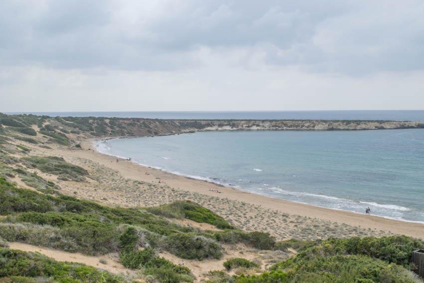 Zypern Tipps Lara Beach