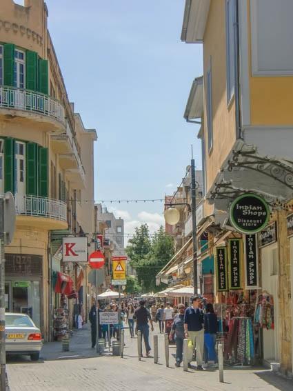 Zypern Tipps Ledra Street