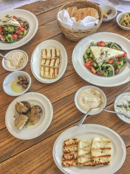 Zypern Tipps Mezze in Limassol
