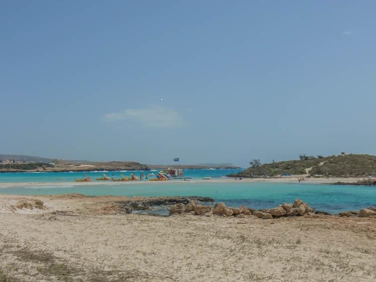 Zypern Tipps Nissi Beach