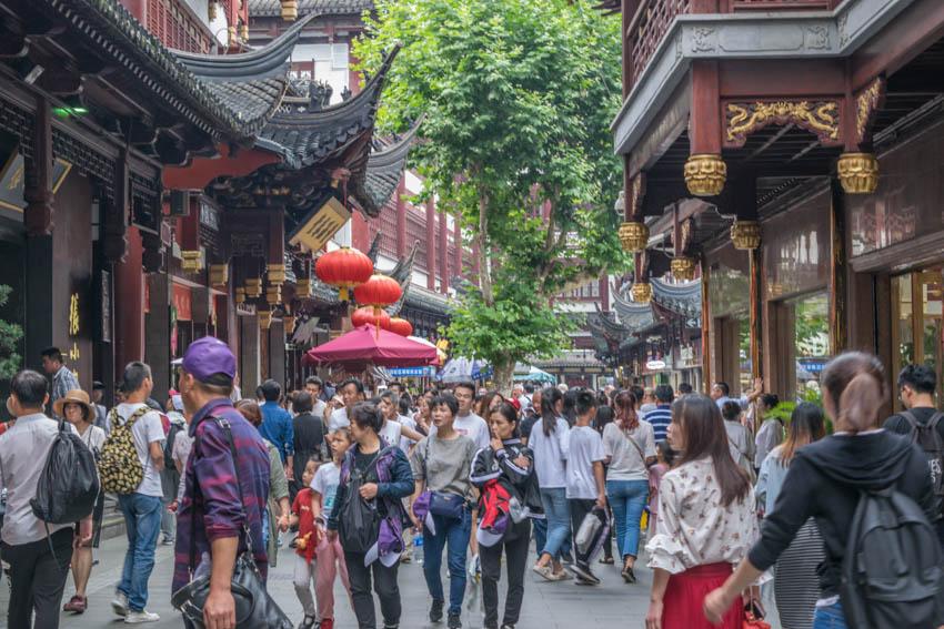 Shanghai Altstadt 1