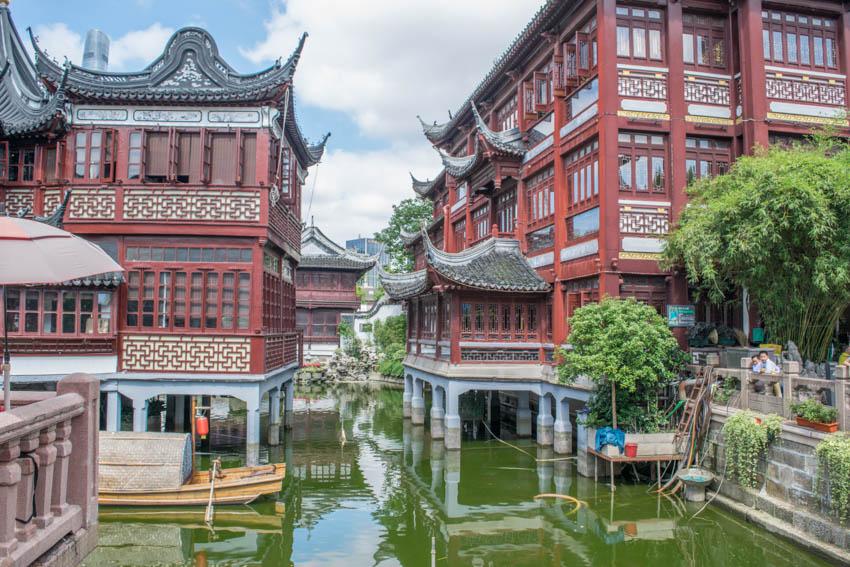 Shanghai Altstadt 2