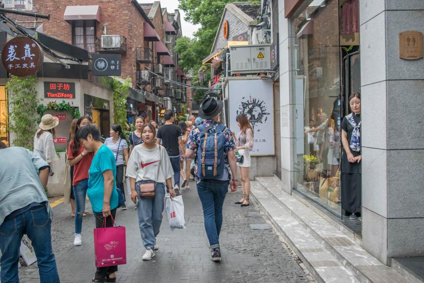 Shanghai Tianzifang 2