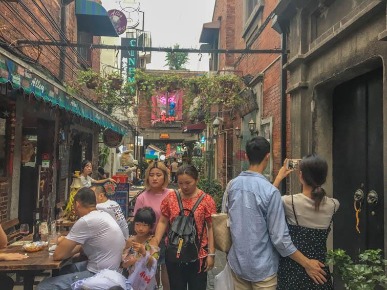 Shanghai Tianzifang 3