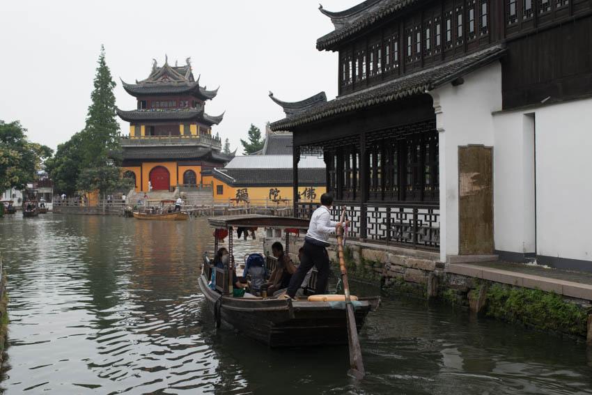 Wasserdorf Zhujiajiao 3