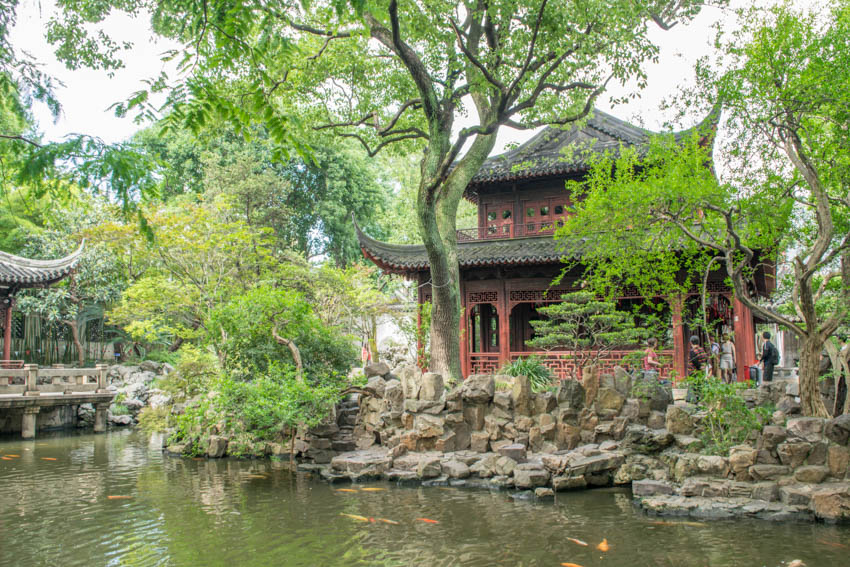 Yu-Garten Shanghai 1