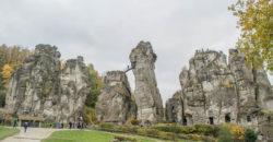 Ausflugstipp für Familien - Externsteine im Teutoburger Wald