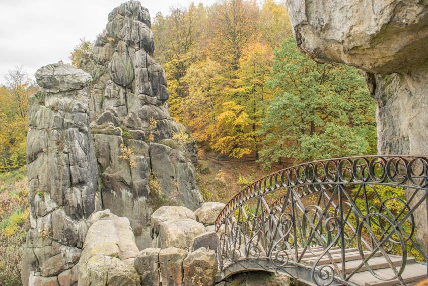 Externsteine Brücke 2