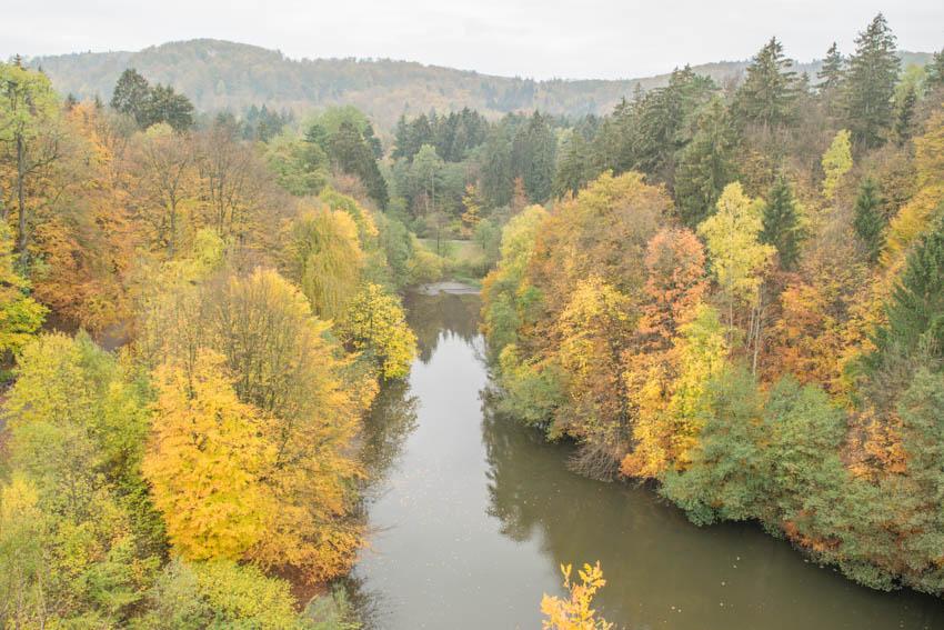 Externsteine Naturschutzgebiet