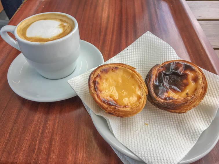 Lissabon Pastéis de Nata