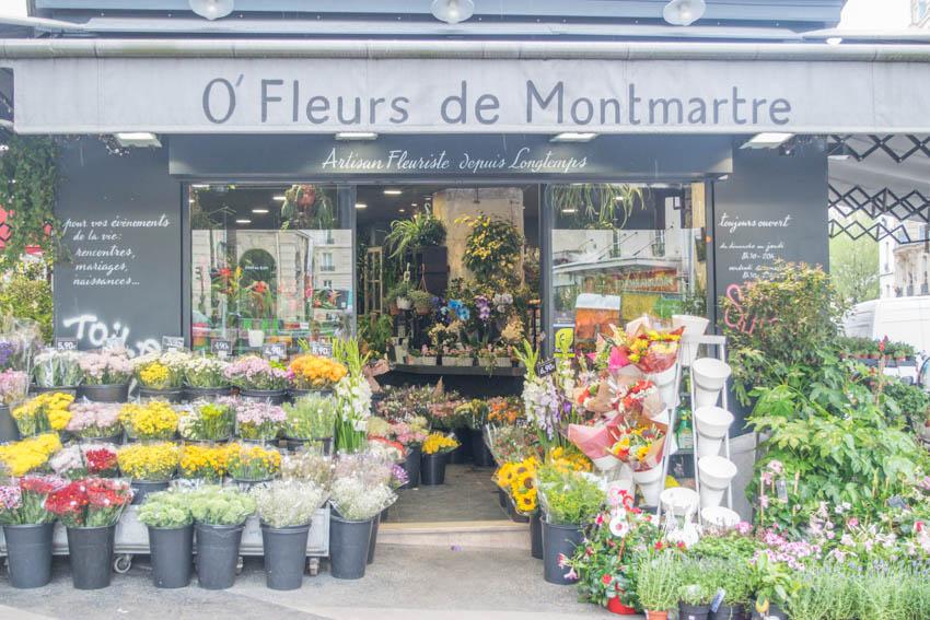 Montmarte Shop