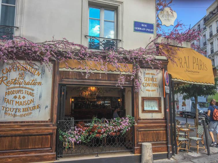 Montmartre Le Vrai Paris