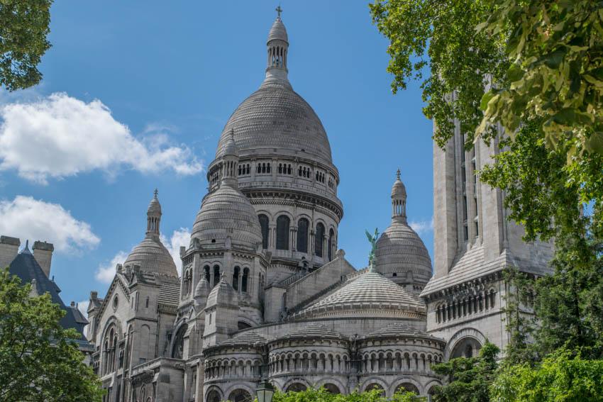 Tipps für Montmartre Sacre Coeur