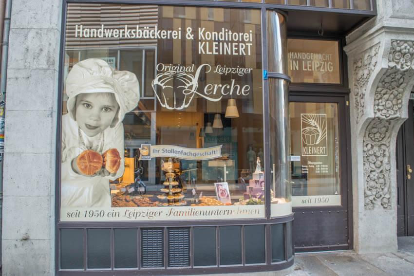 Leipziger Lerchenbäckerei