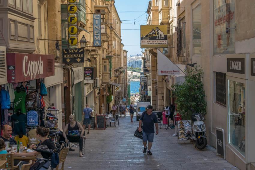 Gassen Valletta
