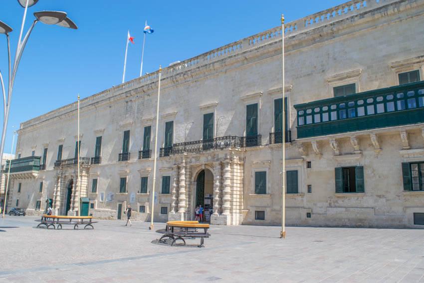 Grandmaster's Palace Malta