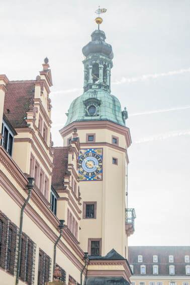 Tipps und Sehenswürdigkeiten in Leipzig Altes Rathaus