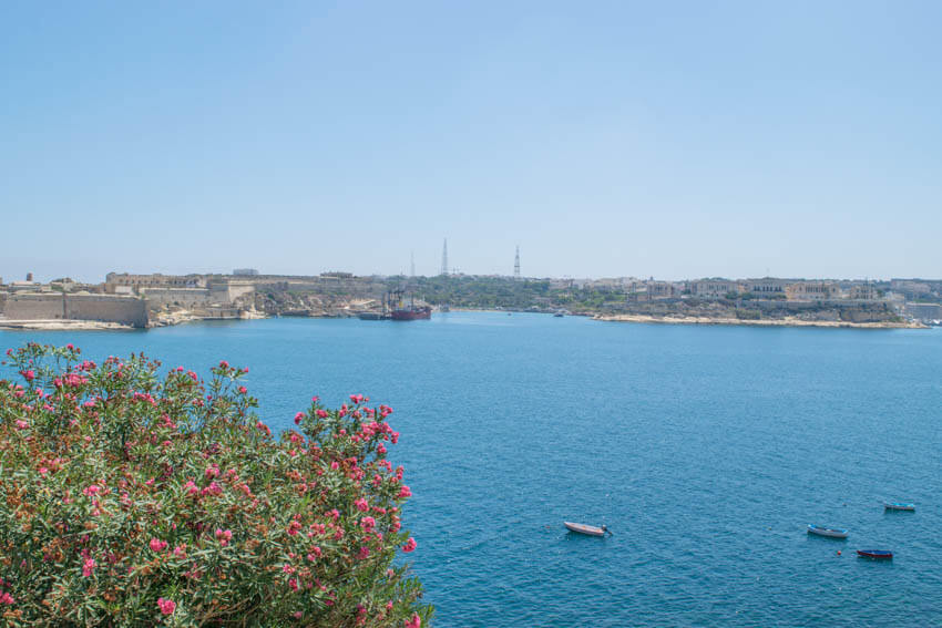 Unterwegs in Maltas Hauptstadt Valletta