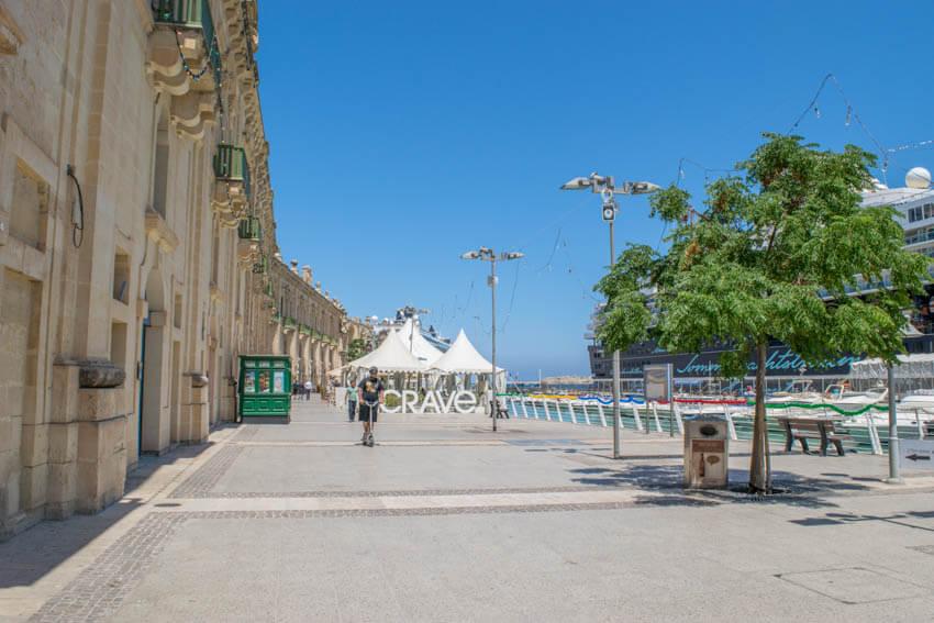 Waterfront Valletta