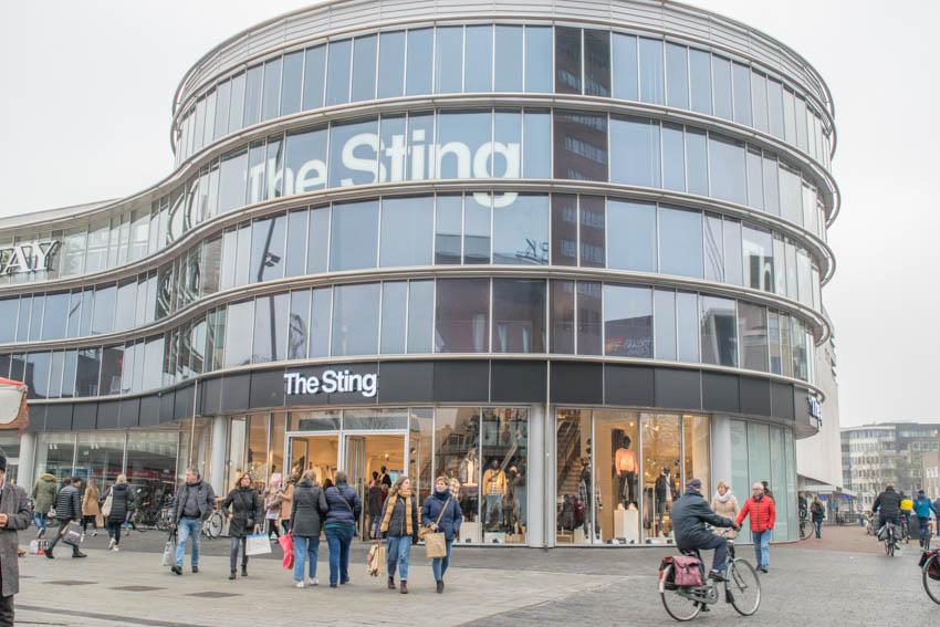 Enschede The Sting