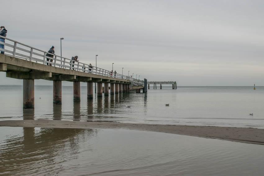 Timmendorfer Strand Brücke
