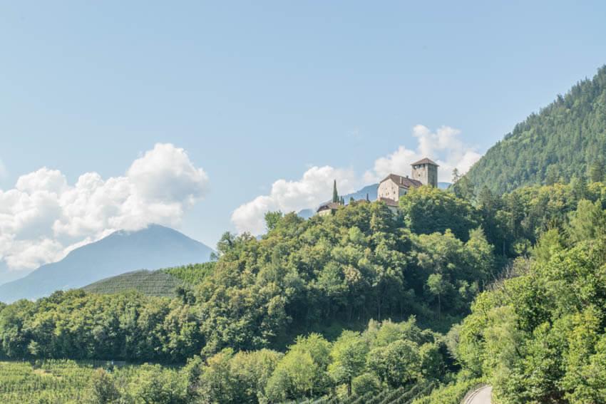 Burg Lebenberg Südtirol