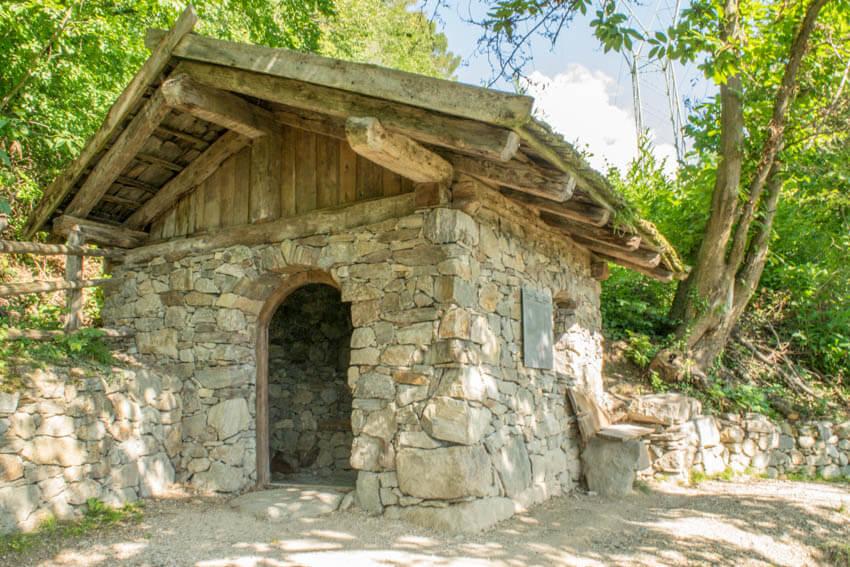 Marlinger Waalweg Waalerhütte