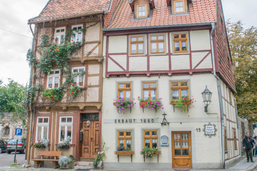 Fachwerk Quedlinburg